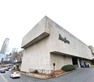 Neiman Marcus - Lenox Square Mall - Bankruptcy