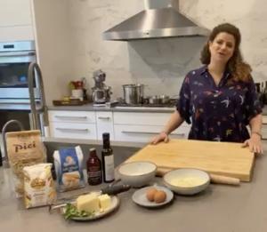 Tal Baum - Facebook Live Cooking Classes
