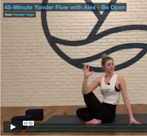 Yonder Yoga - Virtual Classes