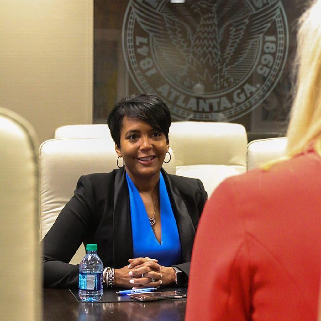 Atlanta Five-Phase Reopening - Mayor Bottoms