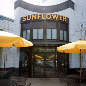 Cafe Sunflower Sandy Springs Closed - COVID-19