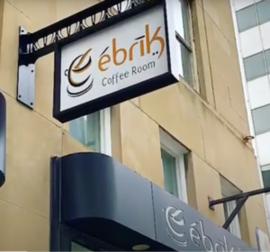 Ebrik Coffee Room Downtown - Closed - COVID-19