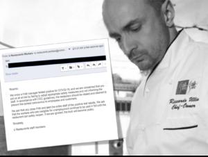 Riccardo Ullio - U Restaurants