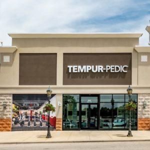 Tempur-Pedic - Storefront