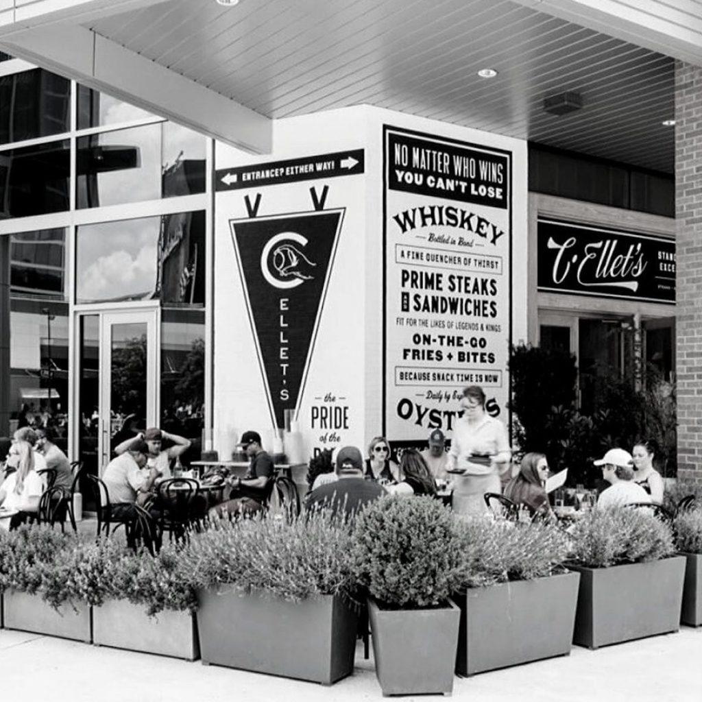 C. Ellet's - The Battery Atlanta
