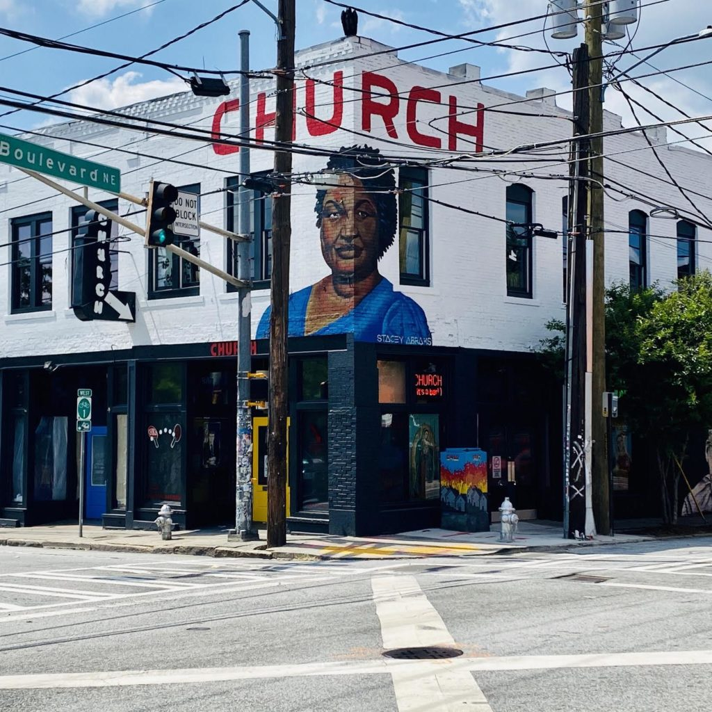 CHURCH - Old Fourth Ward - Reopening - June 19