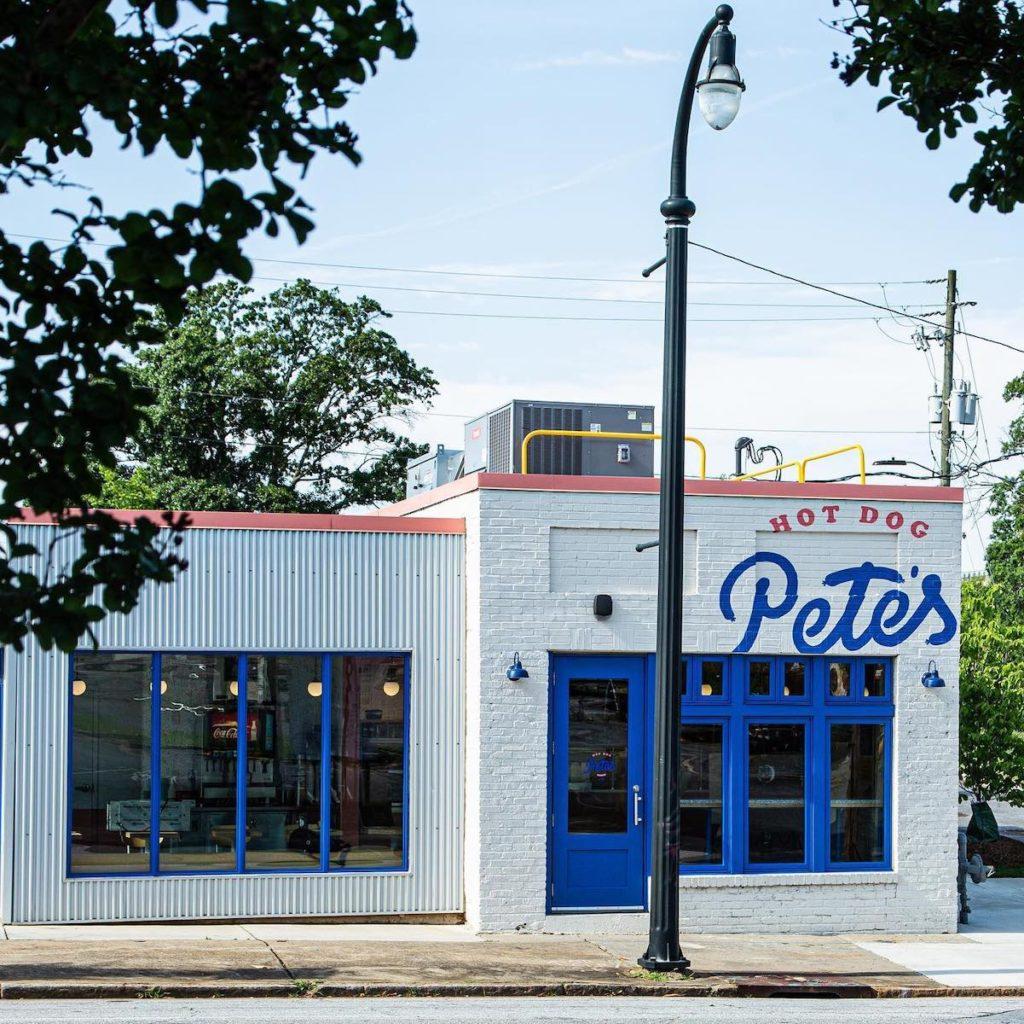 Hot Dog Pete's - Summerhill - Now Open