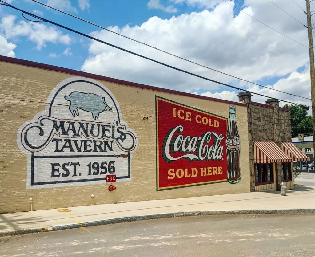 Manuel's Tavern - The National Register of Historic Places