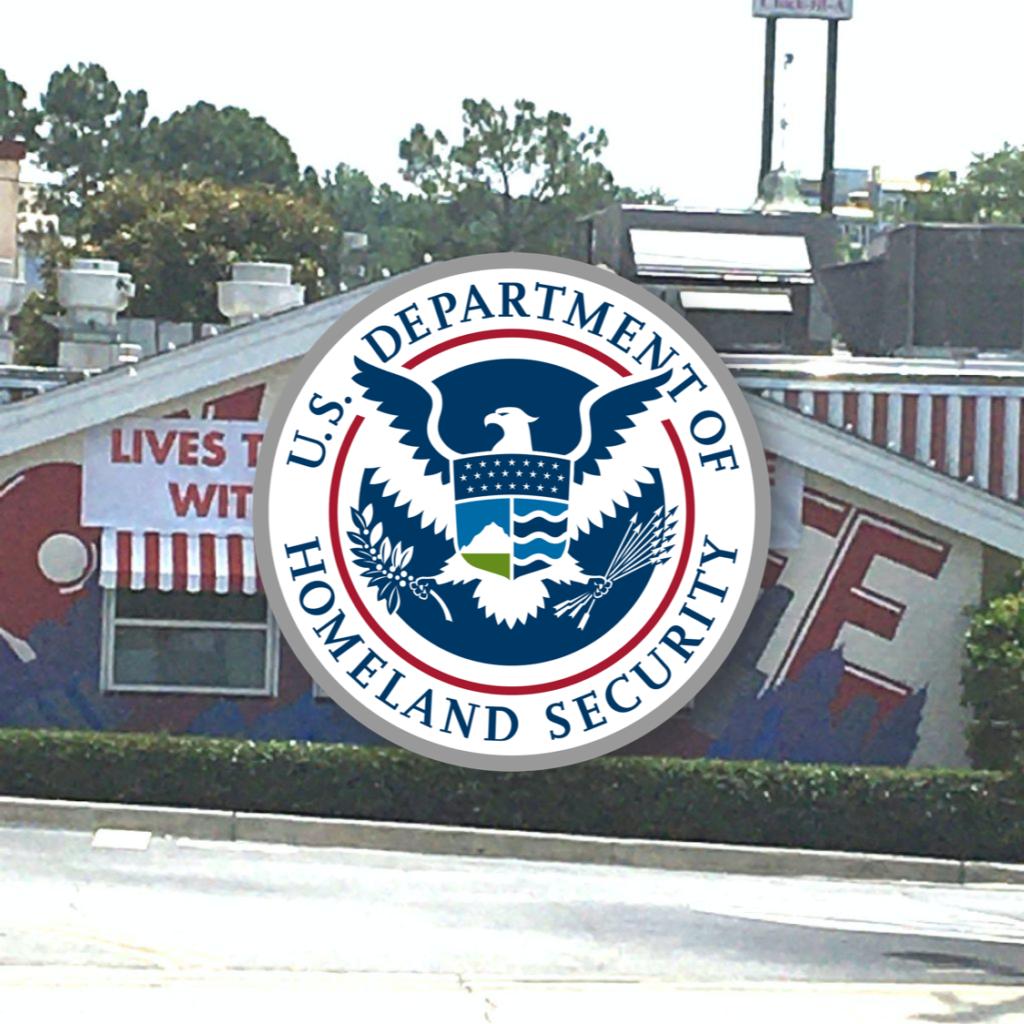 OK Cafe - U.S. Dept of Homeland Security