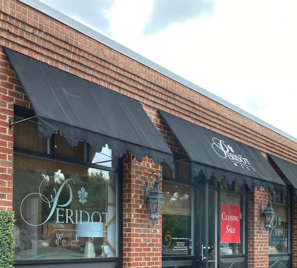 Peridot Atlanta - Closed