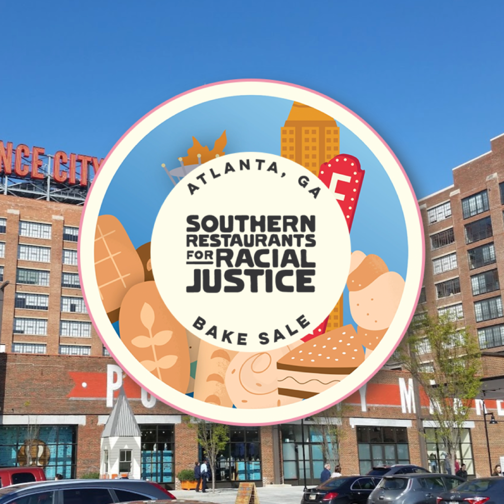 Southern Restaurants For Social Justice Bake Sale - Ponce City Market