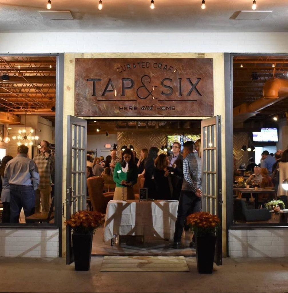 Tap & Six - Roswell - Closed
