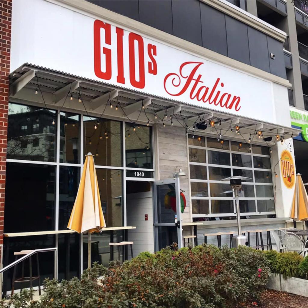 Gio's Chicken - The Battery Atlanta
