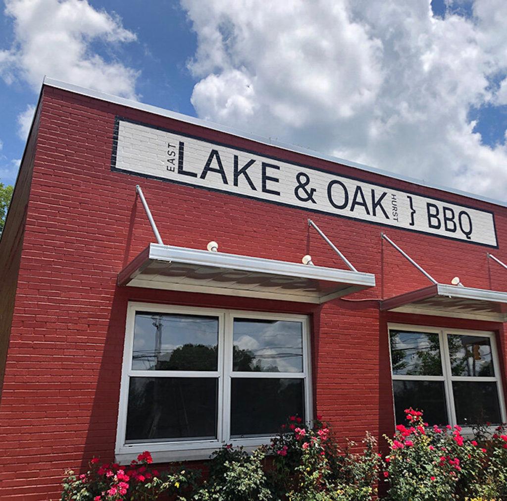 Lake and Oak Barbecue