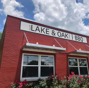 Lake and Oak Barbecue