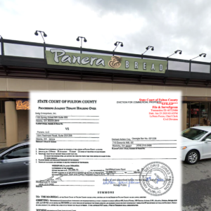 Selig - Eviction Notices - Panera Bread