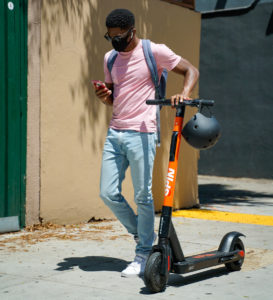 Spin Scooters Atlanta