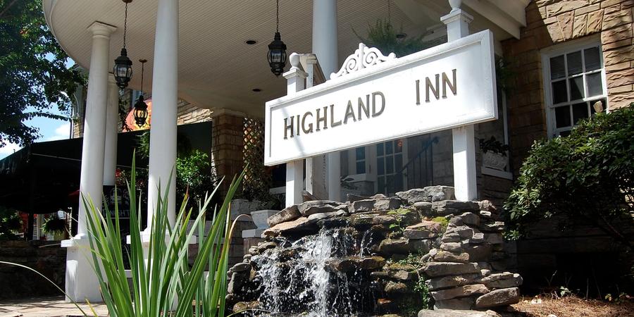 The Highland Inn Ballroom and Lounge