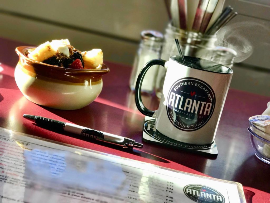 ABC Chicken & Waffles—Nitro Coffee Counter
