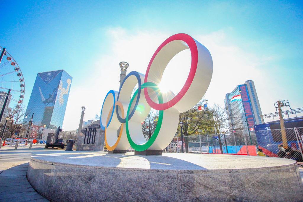 Centennial Olympic Park - Closed