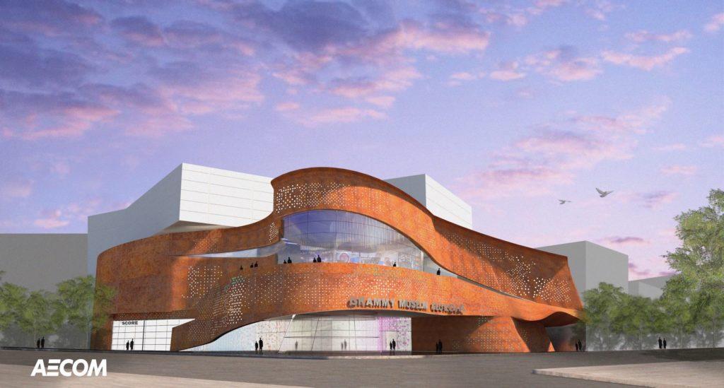 Grammy Museum Atlanta