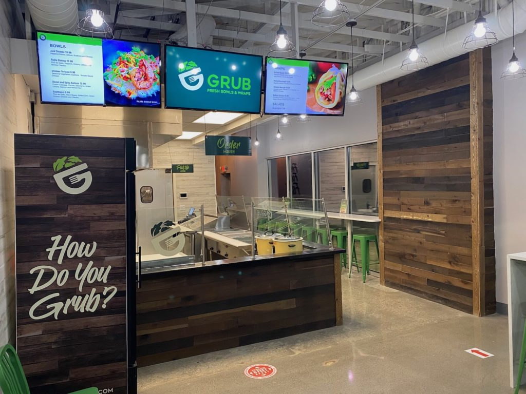 Grub Fresh Bowls and Wraps - Hapeville