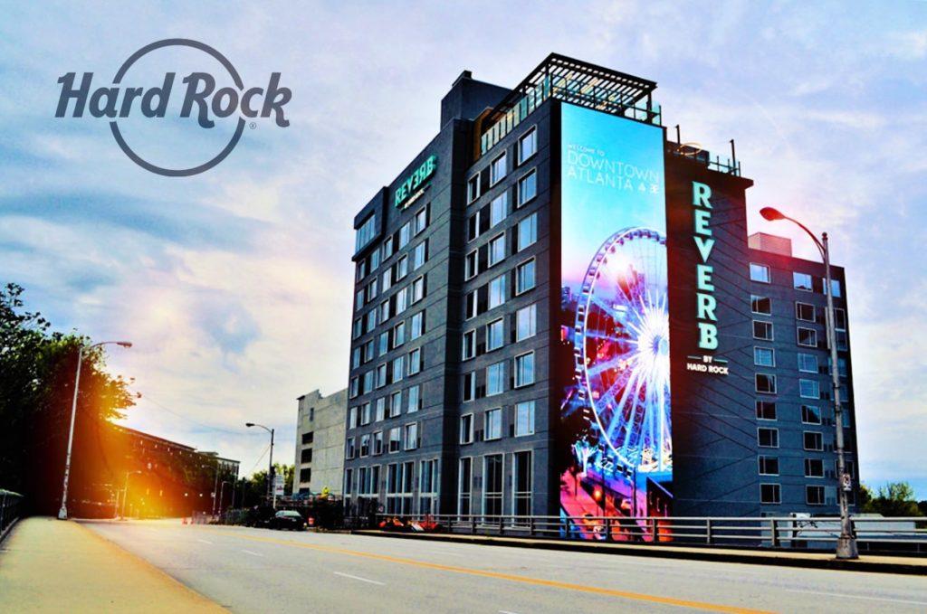 Reverb By Hard Rock Hotel - Reverb Downtown Atlanta