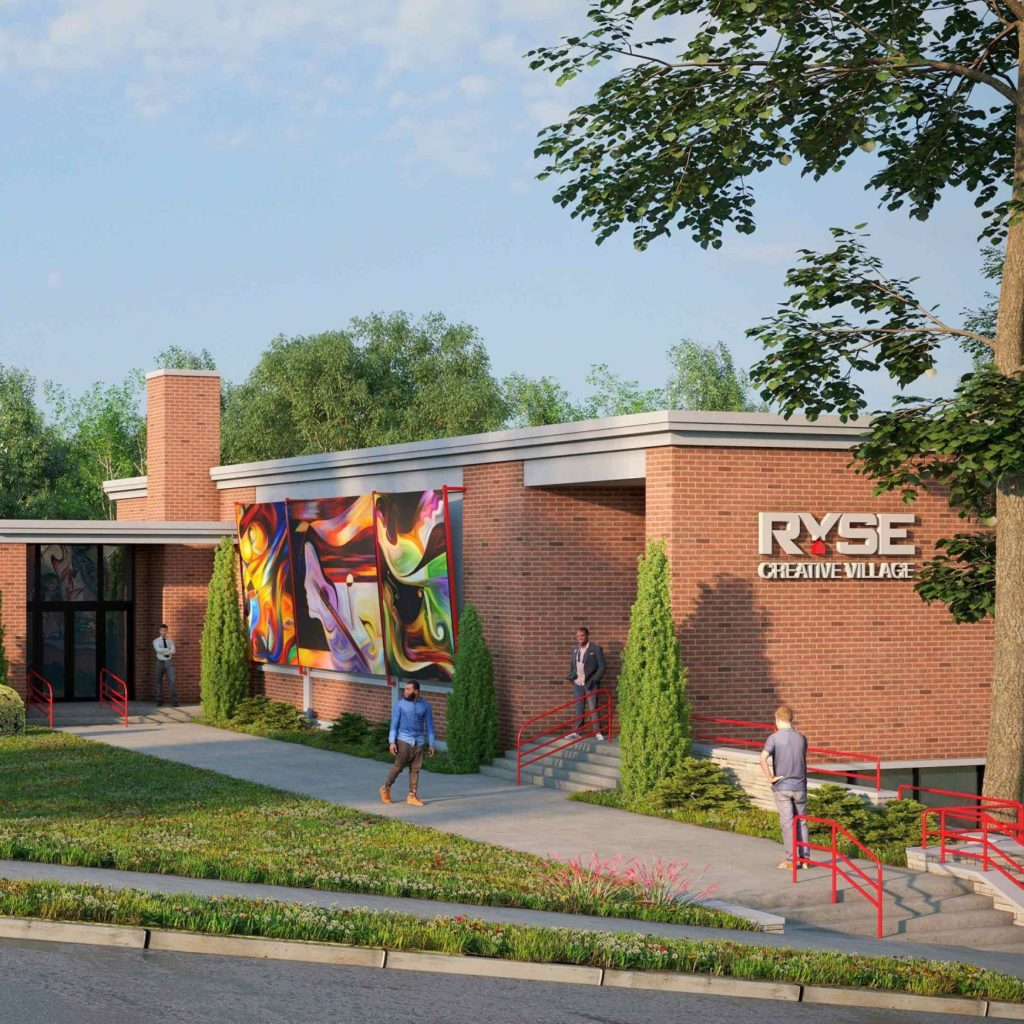 Ryse Creative Village Atlanta