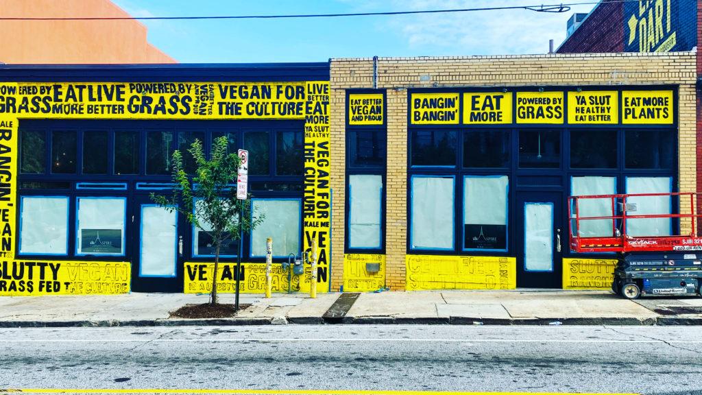 Slutty Vegan - Edgewood Avenue