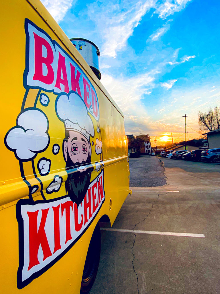 Baked Kitchen Food Truck