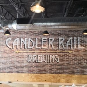 Candler Rail Brewery