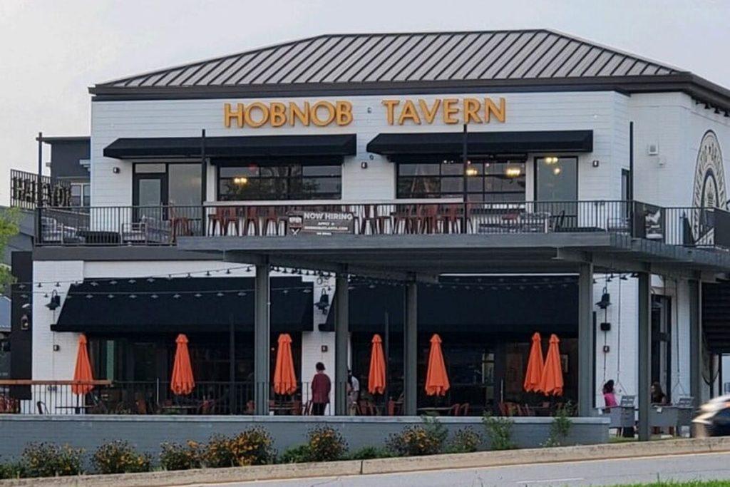 Hobnob Neighborhood Tavern Halcyon Now Open
