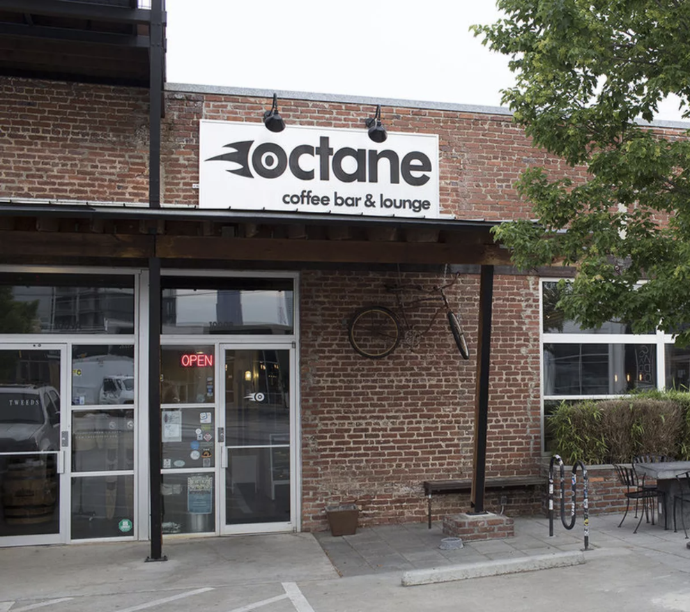 Octane Coffee Westside - Closed