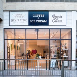 Revelator Coffee and Ice Cream Closed