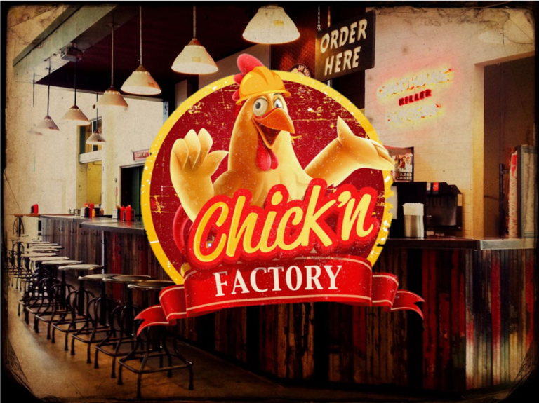 Chick'n Factory - Sweet Aubun Market