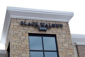 H&W Steakhouse to Replace Black Walnut Cafe