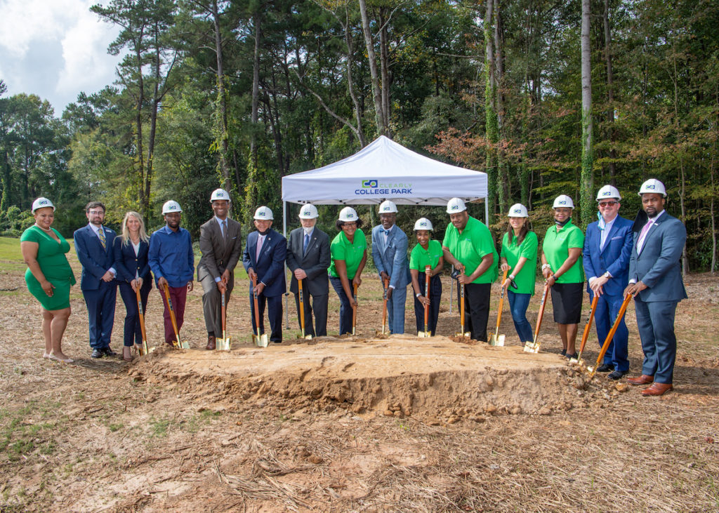 Six West Breaks Ground