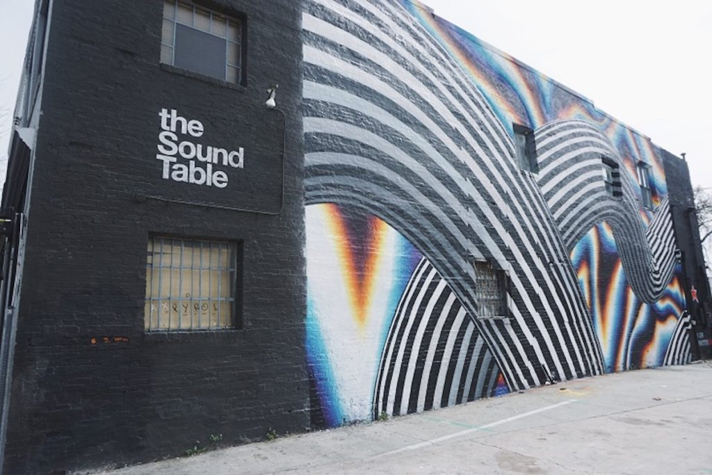 The Sound Table Old Fourth Ward Closed