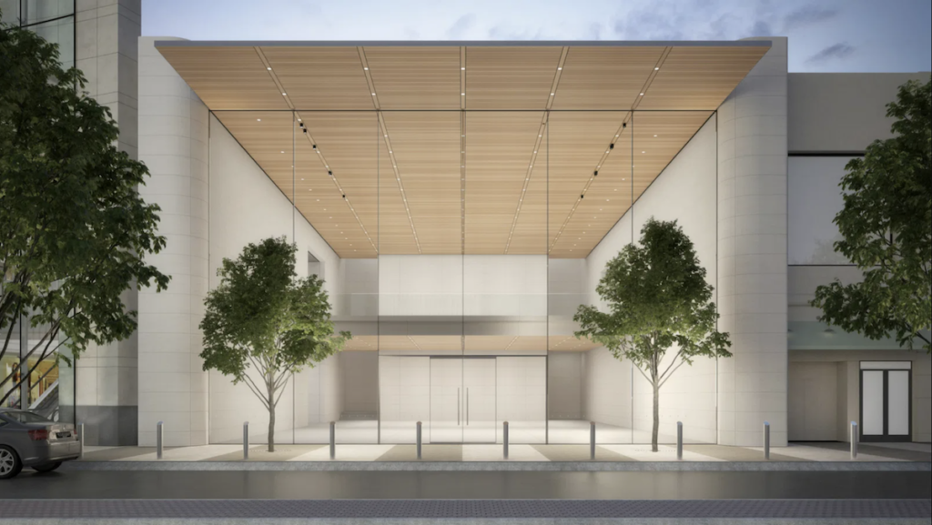 Apple Lenox Square Opening Nov. 20