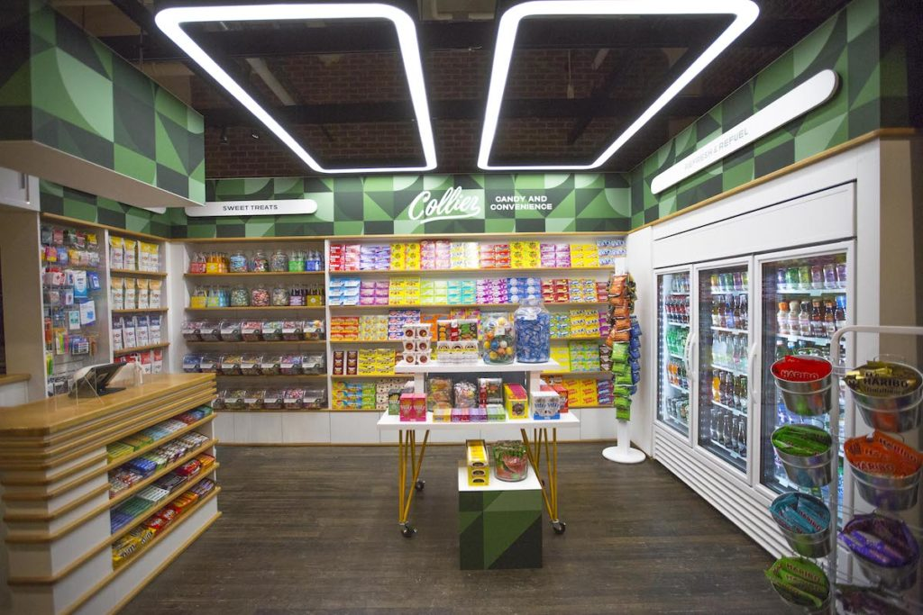 Photo: Official/Collier Candy and Convenience in Ponce City Market
