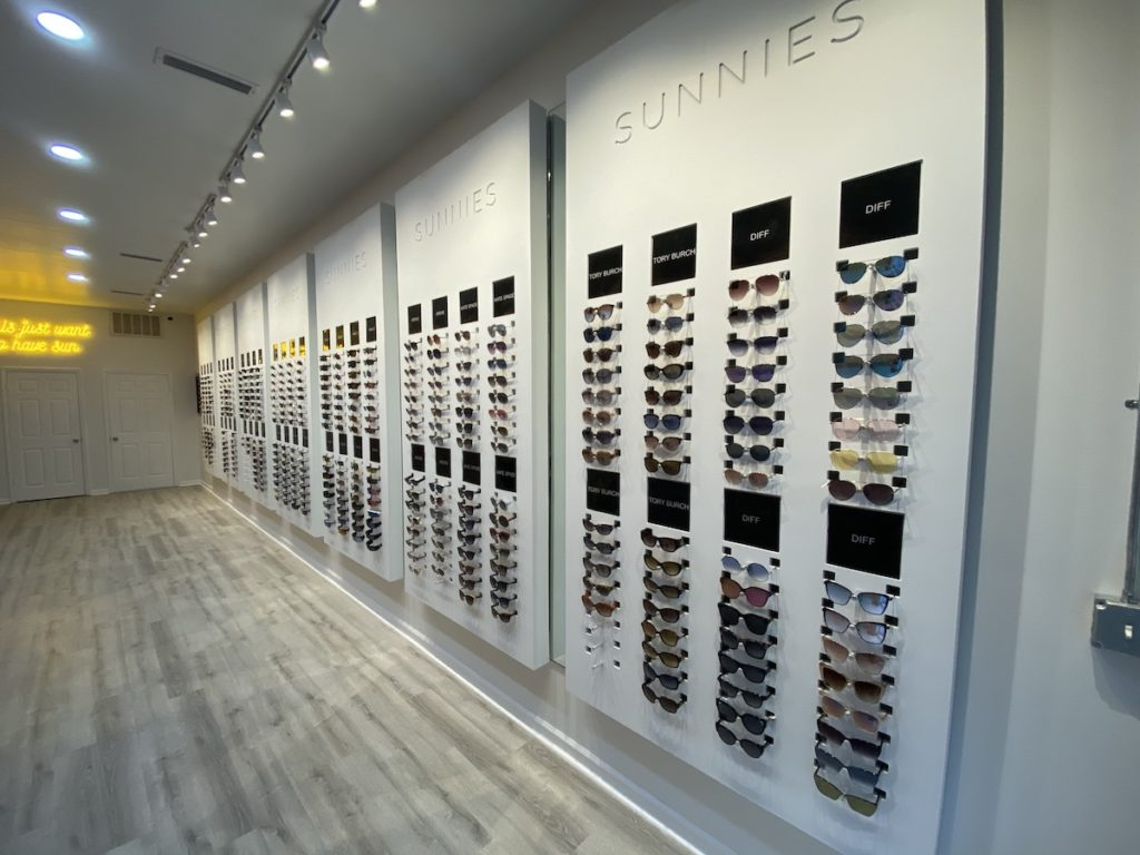 Sunnies opening Colony Square Flagship