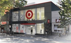 Target Seattle University rendering