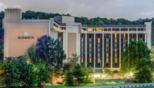 Wyndham Atlanta Galleria is now Sonesta