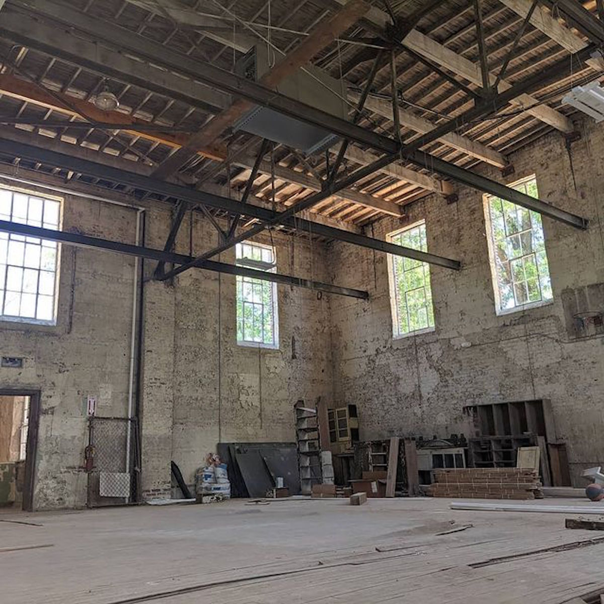 Cafe and Event Space Darling Josephine to Open in Historic School Building