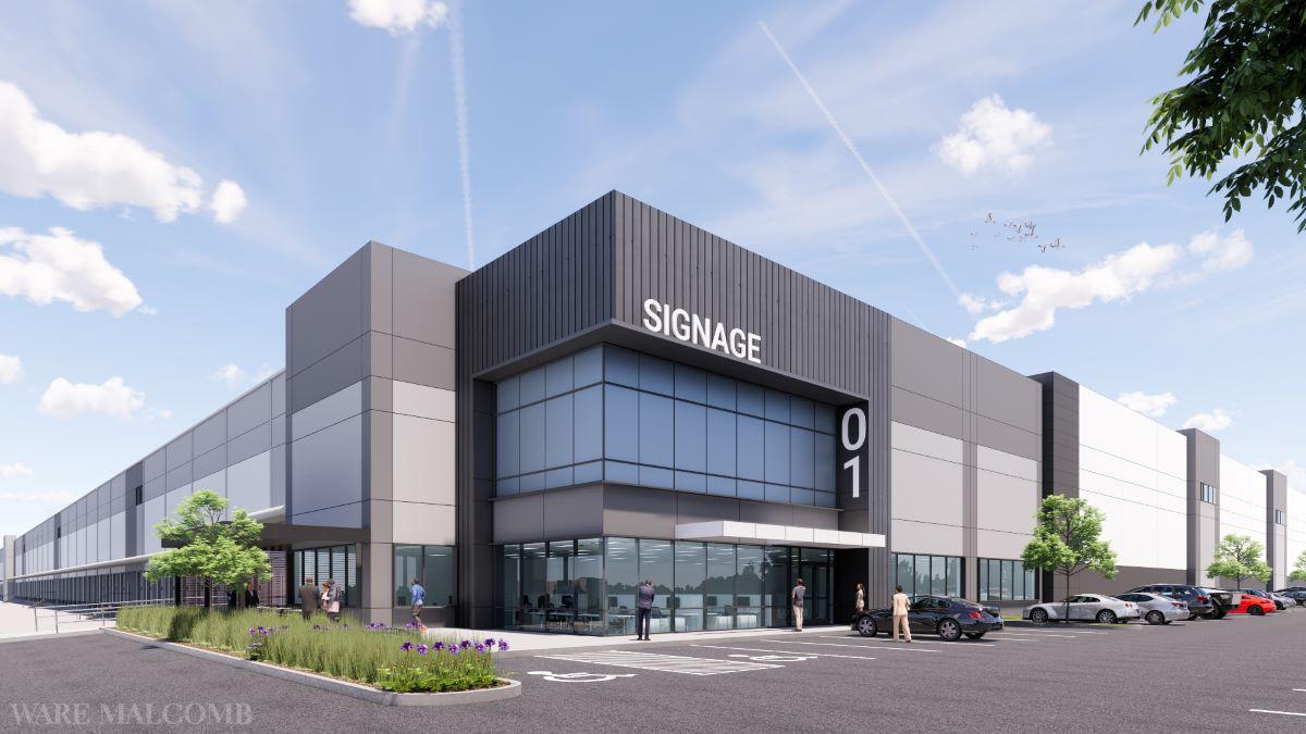 whatnowatlanta.com - Robinson Weeks Partners Break Ground on Two Additional Facilities at Gillem Logistics Center