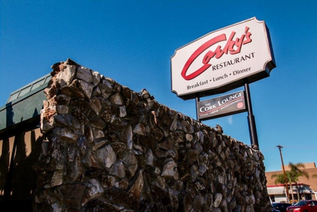Corky's Restaurant - Sherman Oaks - Closing