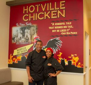 Hotville Chicken and Chops - Baldwin Hills - Now Open