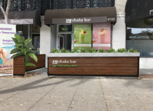 310 Shake Bar - Rendering 1
