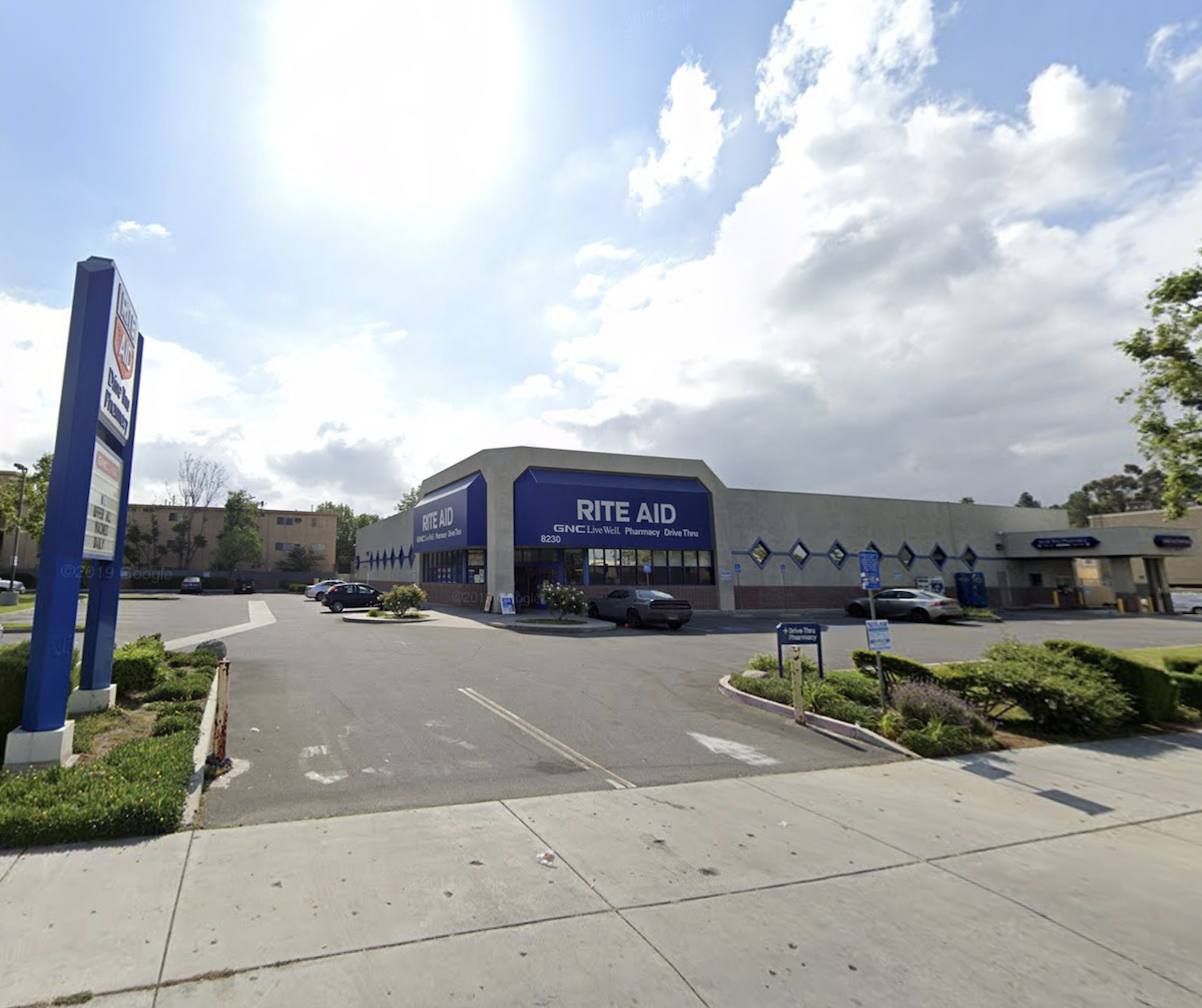 Grocery Outlet - Canoga Park Rite Aid