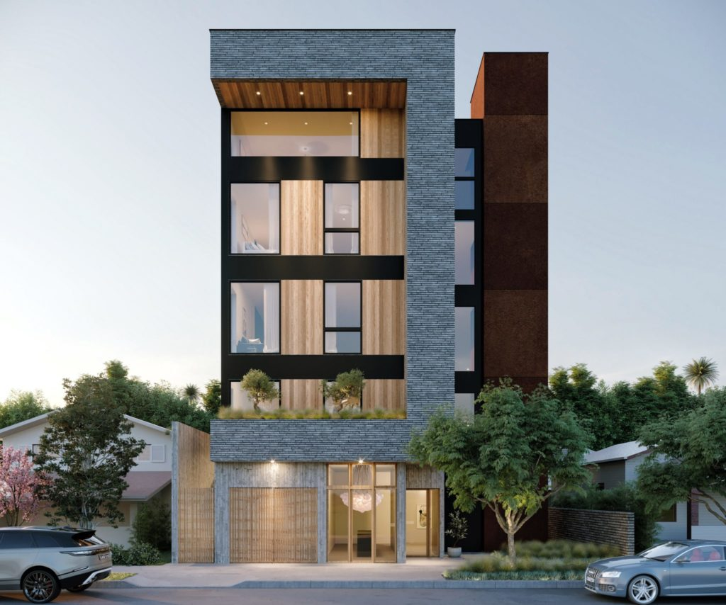 kenihan development echo park - rendering 1